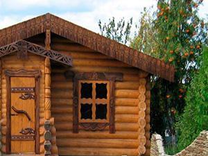 Домашняя русская баня — как построить