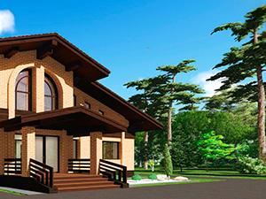 Внешняя отделка дома – фасад дома