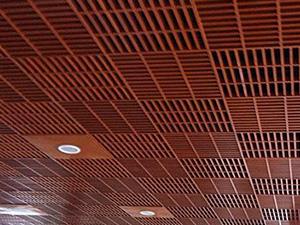 Монтаж ячеистого потолка своими руками
