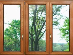 Разнообразие деревянных окон