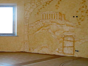 Как своими руками произвести отделку стен?