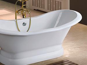 Как выбрать чугунную ванну? Полезные советы