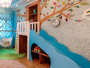 Ремонт детской комнаты своими руками